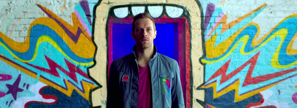 Check Out Coldplay Every Teardrop Is A Waterfall Consequence
