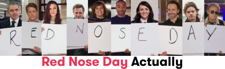 Red Nose Day – Love Actually 2